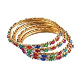 Ridhi Sidhi Collection Multi-Color Brass...