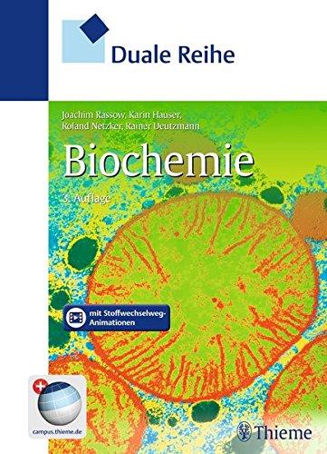Duale Reihe Biochemie (Reihe, DUALE REIHE)