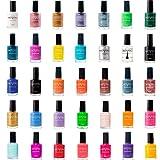 Moyou Nail Fashion Stamping-Nagellack, verschiedene Farben, 3 Stück