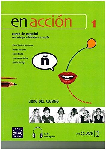 En Acción 1 - Libro del alumno 1 + audio (A1-A2)