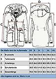 Navahoo Damen Winter-Jacke Winter-Mantel Schneeengel (vegan hergestellt) Rosa Gr. XXL Test