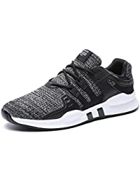 IIIIS-F adulte Chaussures de Multisports outdoor,Chaussures de Course Sports Fitness Gym athlétique Baskets Sneakers