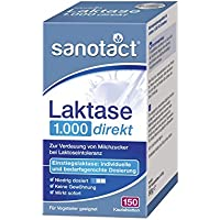 Sanotact Laktase 1.000 FCC Kautabletten 150St.