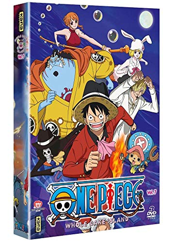 Coffret one pièce : whole cake island, vol. 7 [FR Import]