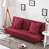 iShine Sofa Überwürfe Sofabezug mit Stretch Elastische Sofabezug Slipcover Sofa Abdeckung Sofa Cover Stretch Hussen für Sofa Couch