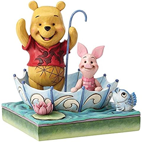 50anni di amicizia, Winnie the Pooh e Pimpi Figurine