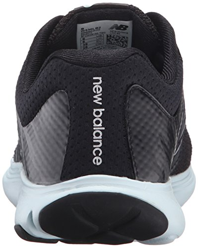 New Balance Women's 530v2 Running Shoe Black/Droplet