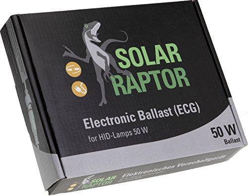 Econlux SolarRaptor elektr. Vorschaltgerät für 50W HID-Lampen Euroversion 230V