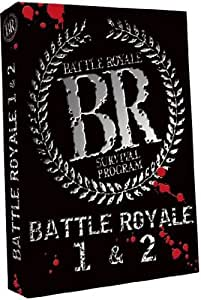 Battle Royale 1 & 2 Director's Cut - Versions intégrales non censurées - Coffret 4 DVD [Édition Collector]