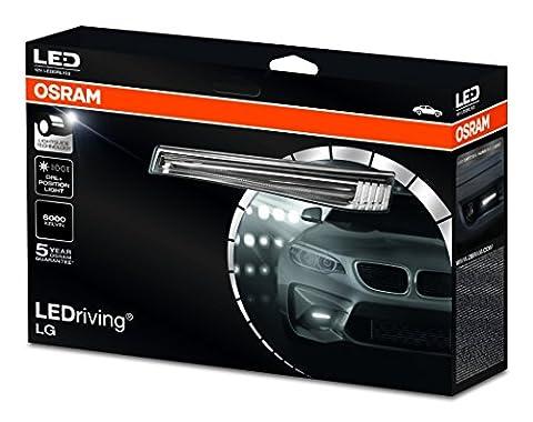 Osram LEDDRL102 Original H7, 24 V