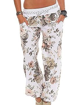 a8e039250 Aivtalk – Pantalones Anchos Esta | AlliKey Español Compras Moda
