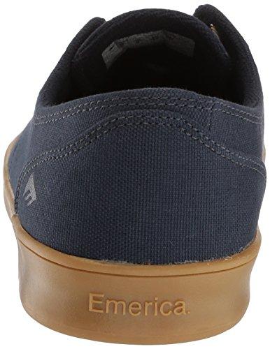 EmericaThe Romero - Scarpe da Skateboard Uomo Navy/Gum/White
