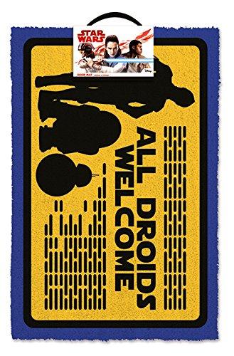 Star Wars - Doormat All Droids
