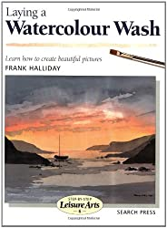 Laying a Watercolour Wash (Leisure Arts)