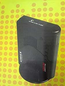UMAX TV TUNER CARD 5822 External LCD TV Tunner Box