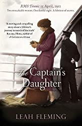 The Captain's Daughter by Leah Fleming (2012-01-19)