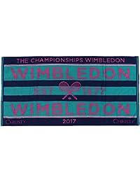 Wimbledon Lady Tennis Towel 2017 von Christy 131 Years Wimbledon