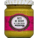 Albert Ménès - Pâte de curry au gingembre - Le pot de 210g - Prix Unitaire - Livraison Gratuit Sous 3 Jours