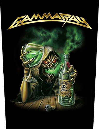 Art Worx Gamma Ray Absinth Hood-Zip