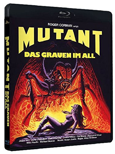 Mutant - Das Grauen im All [Blu-ray] [Limited Edition]