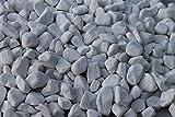 Doubleyou Geovlies & Baustoffe 1 kg Carrara Kies - Marmorkies