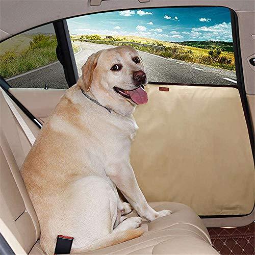 Doglemi Auto Tür Schutz Hund Cover Protector Oxford Tuch Wasserdicht Rutschfeste Kratzfest Guard Pets Auto Supplies (Tür Protector Hund)