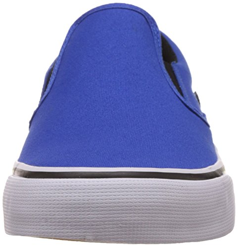 DC Shoes Trase Slip-on T M Shoe Nvy, Low-Top Chaussons homme blue