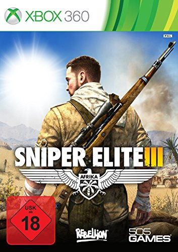 Sniper Elite 3 - [Xbox 360]