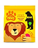 Bear Fruit Paws Safari Mango & Strawberry 18 x 20g