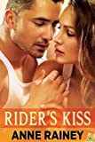 Front cover for the book Rider's Kiss by Anne Rainey