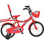 If you are looking for a perfect present for your son, this easy to carry bicycle from Hero would be the right choice. This blaze 16T Hi Riser is a sporty cycle for junior boys features 11.4 inches steel frame and is ideal for cyclist with height bet...