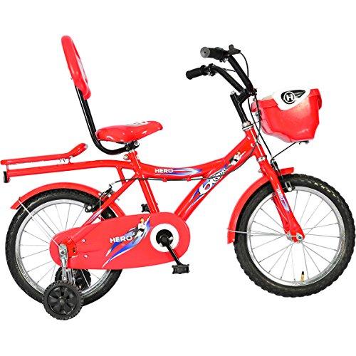 Hero Blaze Hi Riser 16T Single Speed Junior Cycle (Red)