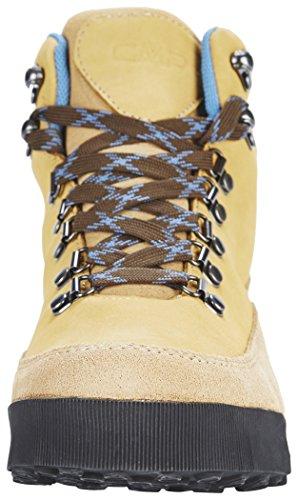 CMP Heka WP, Stivali da Escursionismo Donna Beige