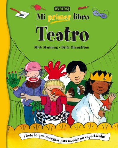 Mi primer libro de teatro