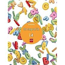 Cuaderno 4 de ortografía. Primaria - 9788467592740