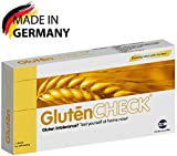 GlutenCHECK Coeliac Disease Home Blood Test Kit for Gluten Intolerance - Results in 10 Minutes