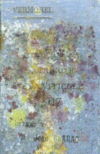 AGENDA AGRICOLE & VITICOLE AVEC LE CONCOURS DE PROFESSEURS AGRICULTEURS ET VITICULTEURS - 1917 32E ANNEE.