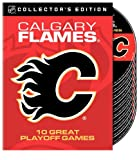 Nhl Calgary Flames 10 Great Playoff Games [Import USA Zone 1]