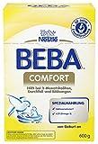 Nestlé BEBA Comfort Spezialnahrung, von Geburt an, 600 g Faltschachtel, 3er Pack (3 x 600 g)
