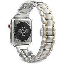MoKo Correa para Apple Watch Series 4 3 2 1 - Reemplazo SmartWatch a2f57e9583fe