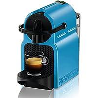 DeLonghi Inissia Pacific Blue - Cafetera nespresso, programable, color azul