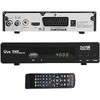 Live TNT 2000DVB-T2demodulatore ricevitore terrestre TNT HD decoder prezzi su tvhomecinemaprezzi.eu