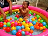 Intex Inflatable Kids Bath Tub-3Ft ,Mult...