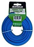 Arnold 1082-U1-0015 Trimmerfaden, 4-kant, 3.0 mm