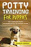 #4: Potty Training For Puppies: The Complete Housebreaking Technique Guide