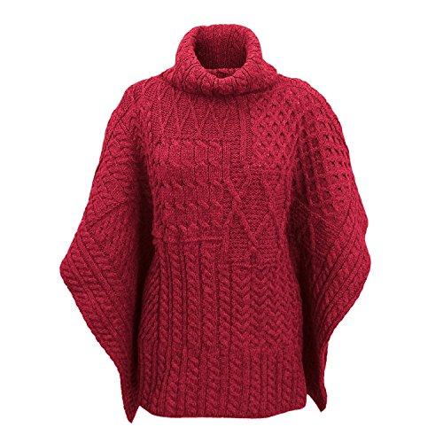 The Irish Store - Irish Gifts from Ireland - Gilet - Femme red