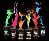 Neon Glow in the Dark (Body Art Paint) #...