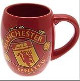 Manchester United F.C. Bauchige Teetasse, offizielles Merchandise