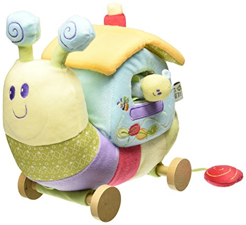 Preisvergleich Produktbild Little Bird Told Me - Softly Snail - Fun House Aktivität Spielzeug