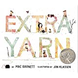 Extra Yarn (E. B. White Read-Aloud Award. Picture Books)